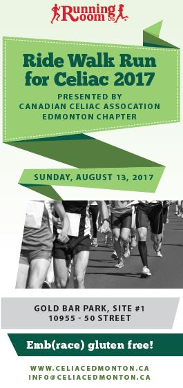 Edmonton's Ride-Walk-Run for Celiacs @ Gold Bar Park, Site #1  | Edmonton | Alberta | Canada